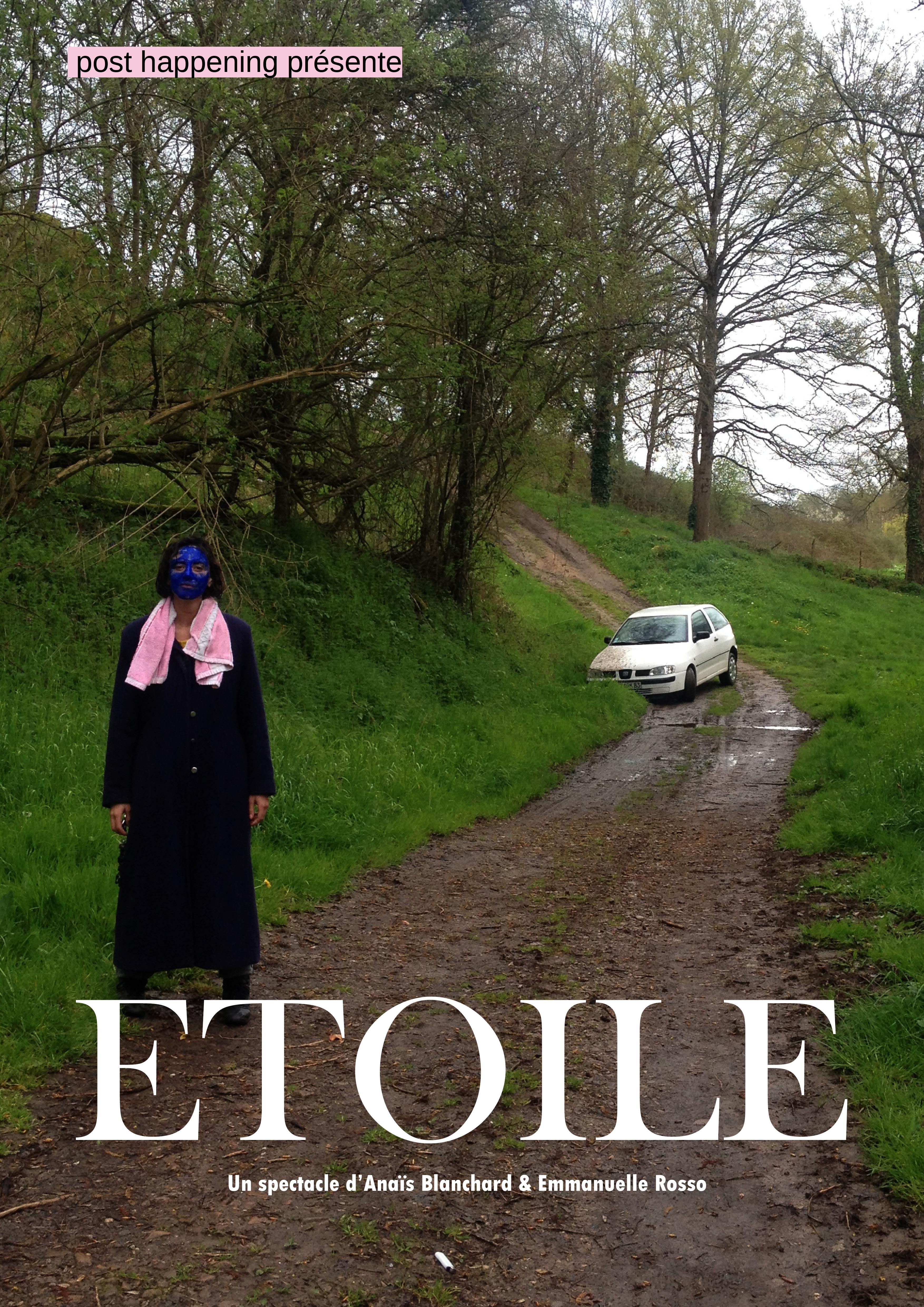 anaïs blanchard / emmanuelle rosso / Artiste Plasticienne / Troupe Erratum / Blue Theater Project