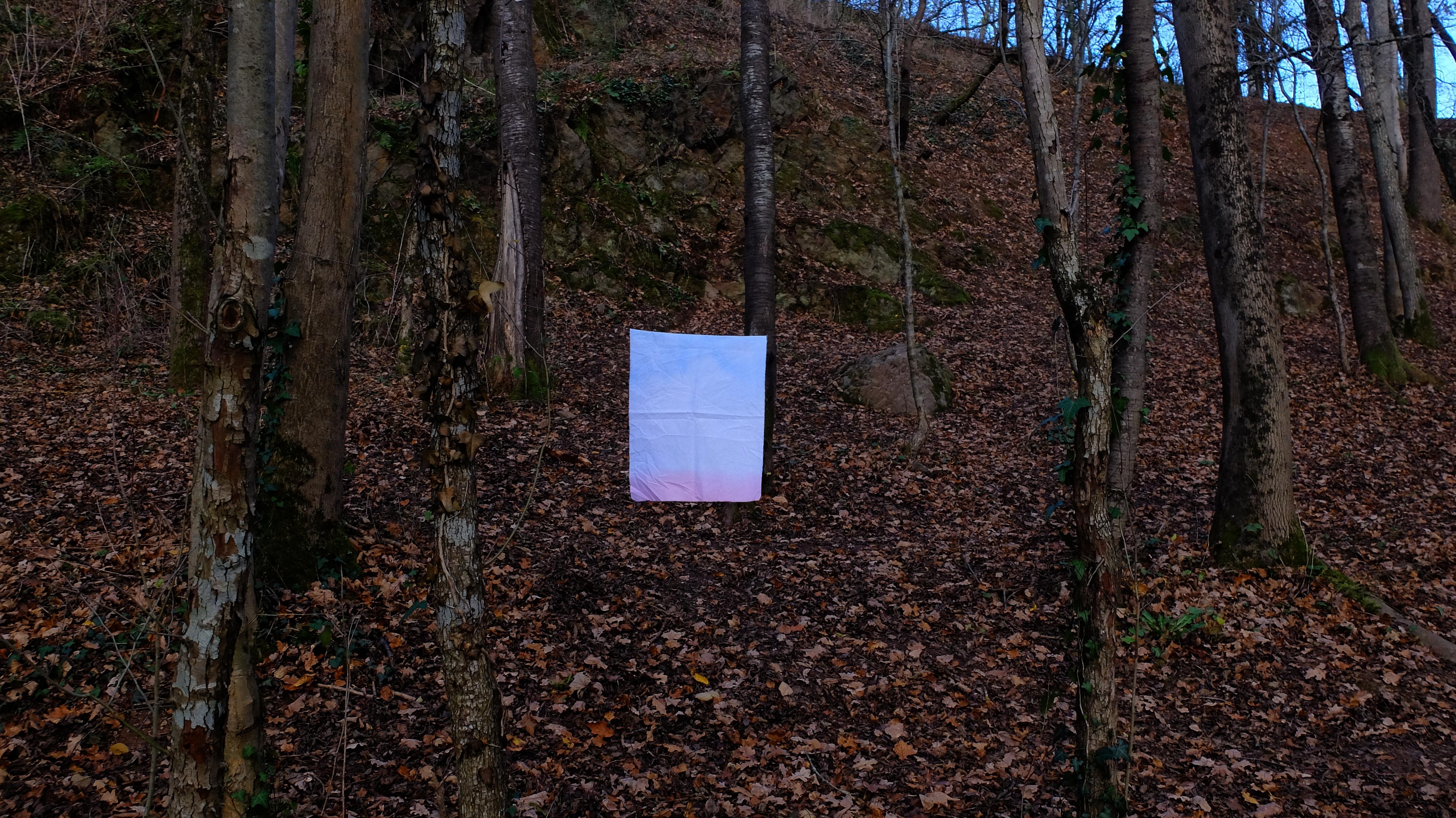 Emmanuelle Rosso / Artiste Plasticienne et réalisatrice / visual art and filmmaker / Troupe Erratum / Blue Theater Project
